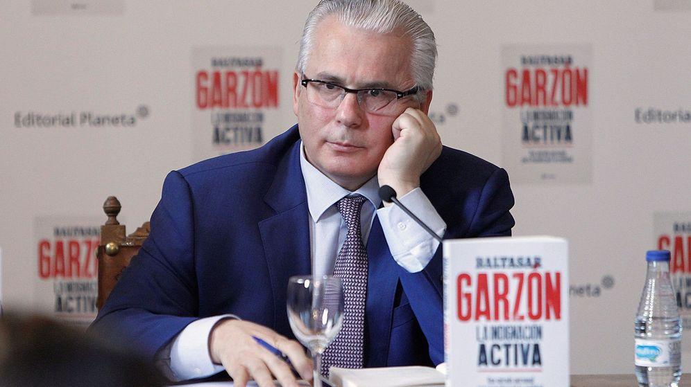 Foto: Imagen de archivo del exjuez Baltasar Garzón. (EFE)