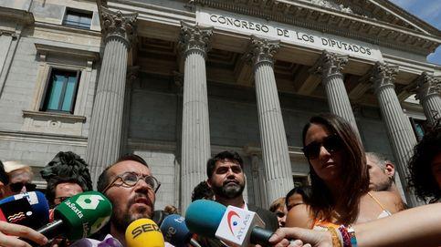 Unidos Podemos negociará con el Gobierno un impuesto a los beneficiarios de la crisis