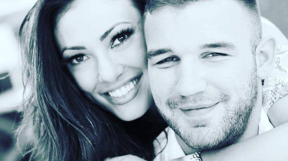 Foto:  La pareja, en una imagen de su Instagram
