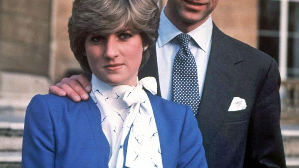Foto: Diana de Gales y Carlos de Inglaterra en una imagen de archivo. (EE)