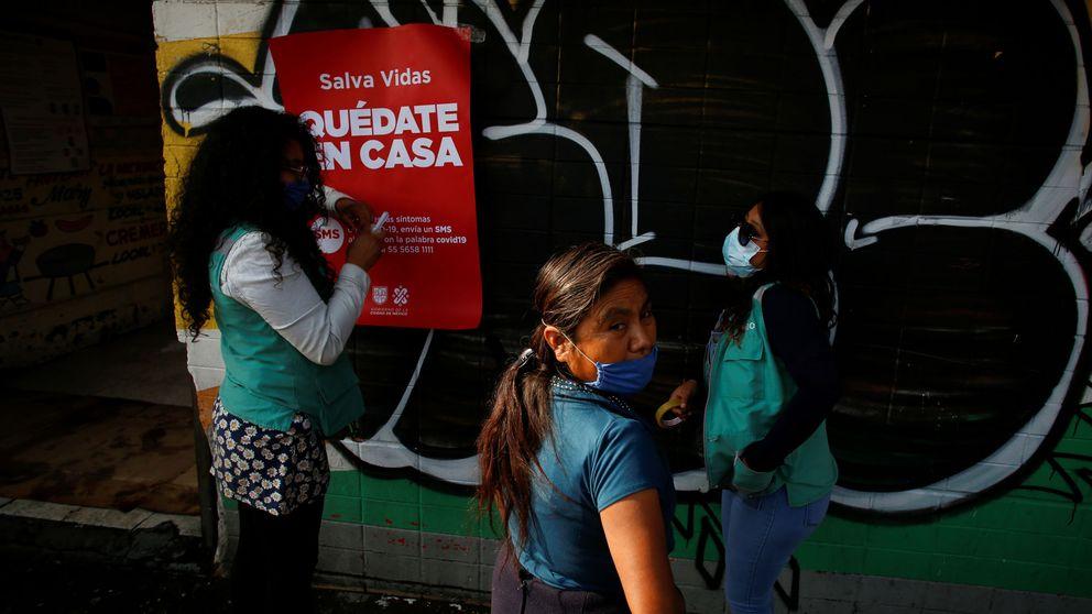 México alerta de que pueden morir 8 de cada 10 enfermos graves por coronavirus