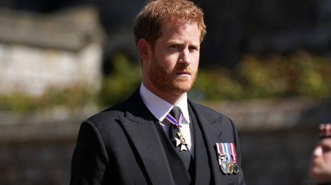 Aparición sorpresa de Harry horas antes del homenaje a Lady Di en Londres