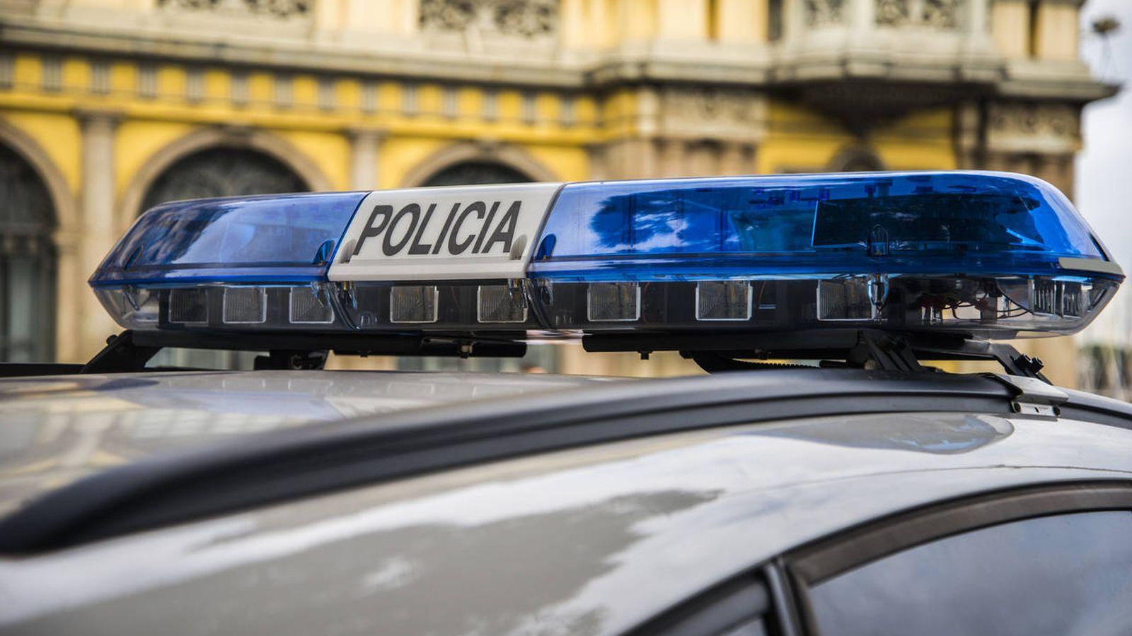 Foto: Coche patrulla de Policía Nacional (iStock)