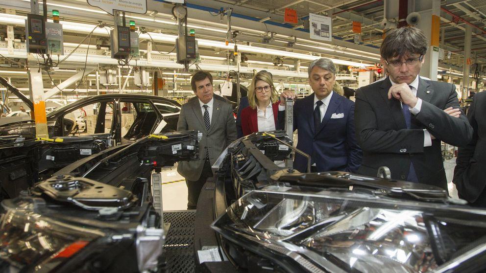 Cataluña registra el menor crecimiento de  ventas de coches en el 'boom' de este verano