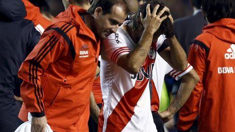 Vergüenza: suspendido el Boca-River de Libertadores por un ataque con gas pimienta