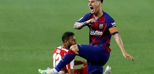 Post de El Barça le deja la Liga en bandeja al Madrid y Setién se muestra