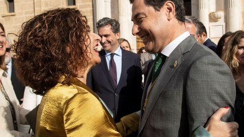 Moreno en el 28-F: Andalucía nunca ha fallado a España y no va a hacerlo ahora