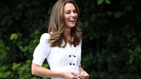 Kate Middleton estrena curso con un buen corte de pelo