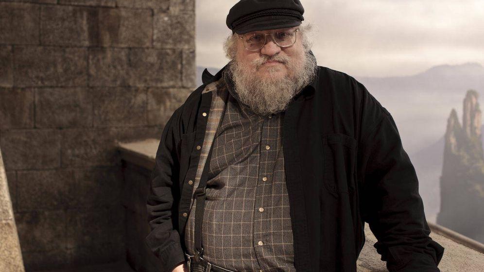Foto: George RR Martin, autor de las novelas de 'Juego de Tronos'. (Agencias)