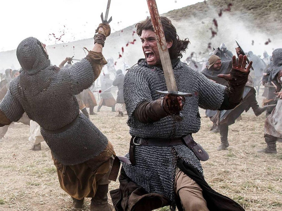 Foto: Fotograma de 'El Cid', serie original española de Prime Video'. (Amazon Prime Video)