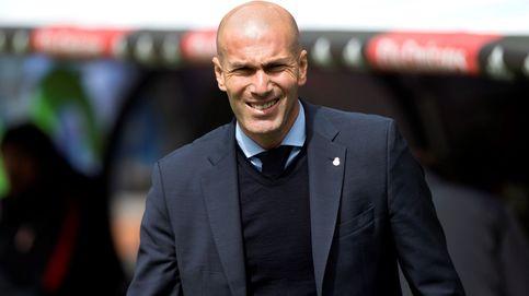 La venganza de Zidane para no hacer el pasillo al Barcelona en el Camp Nou
