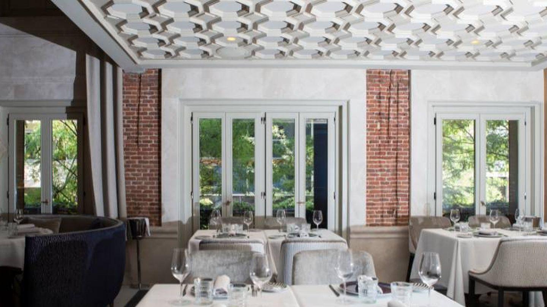 Lux es un restaurante de diseño con mucha luz.