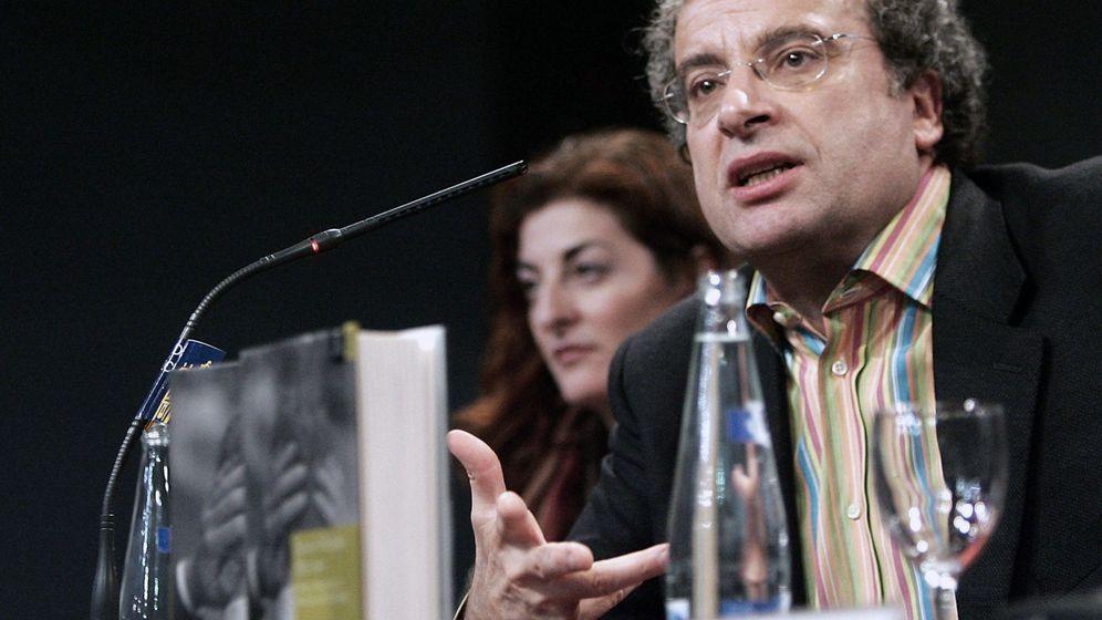 Foto: El periodista José María Calleja. (EFE)