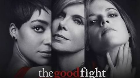 Imagen del piloto de 'The Good Fight'
