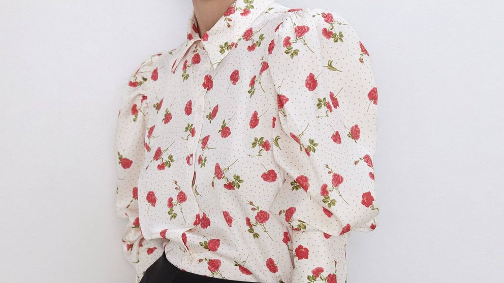 La camisa perfecta de Zara para encandilar a tu jefa, tu suegra, tu madre ¡y tu novio!