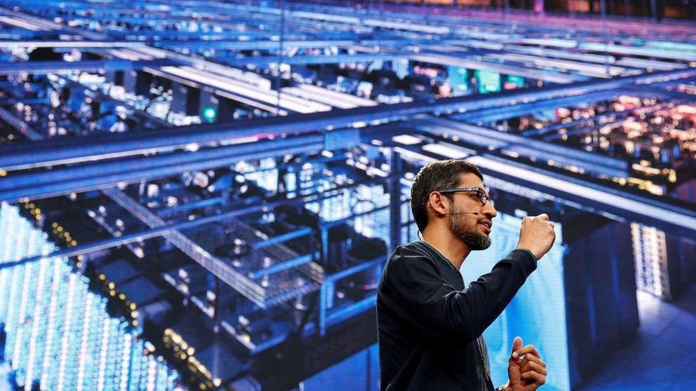El jefe de Google, el último directivo tecnológico en ser 'hackeado'