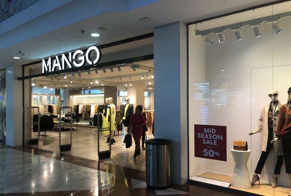 Foto: Mango se apunta a las 'mid season sales' prematuras. (EC)