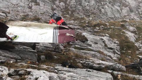 Dos muertos tras estrellarse una avioneta antes de llegar al aeropuerto de Hondarribia
