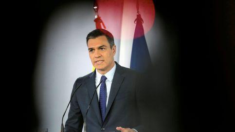 Sánchez da oxígeno a la coalición con el póker de apoyos de PP, Cs, PNV y ERC