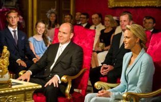 Foto: Segundo gran día para Mónaco: Alberto II y Charlene se casarán en un enlace religioso