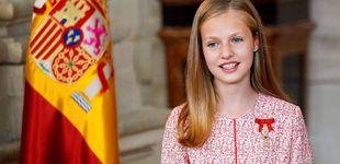 Post de Leonor ya no es la princesa invisible: el nuevo 'modus operandi' de Felipe y Letizia