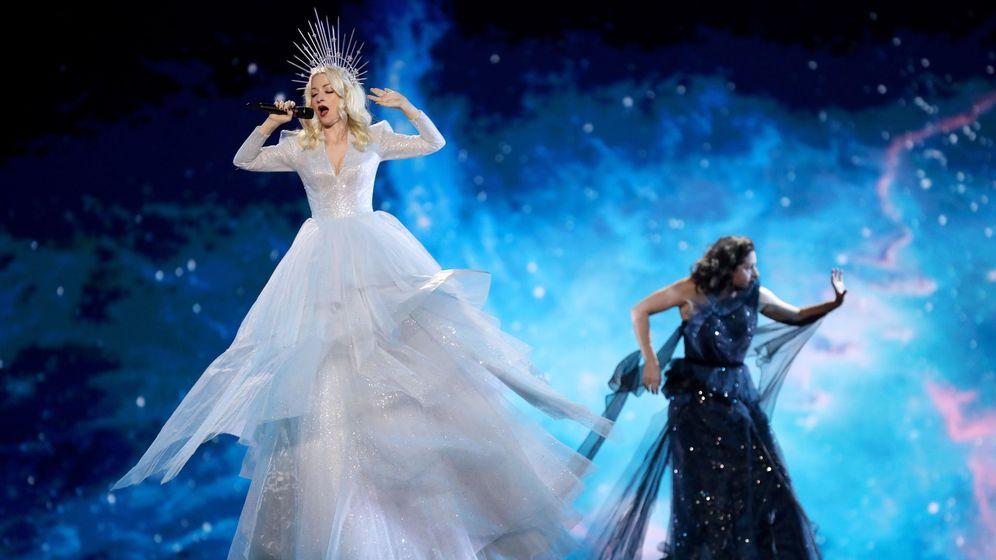 Foto: Kate Miller-Heidke es la representante de Australia en Eurovisión 2019. (Efe)
