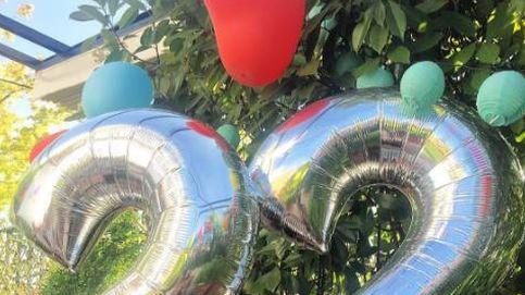 Rocío Crusset celebra sus 22 años con un 'cumpleaños gitano'