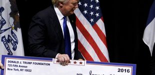 Post de La Fundación Trump se disuelve... pero los problemas para el presidente continúan