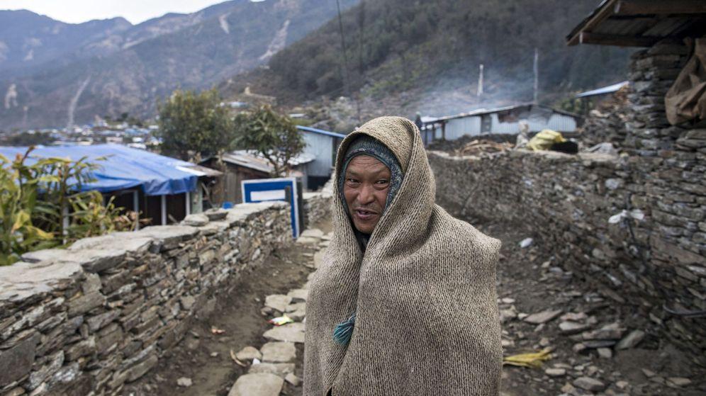 Foto: Miles de nepalíes perdieron la vida en el terremoto. (Efe)