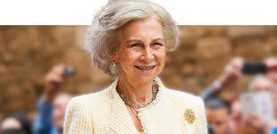 Post de La reina Sofía, la figura alabada en la portada de 'Point de Vue' como ejemplo en plena crisis