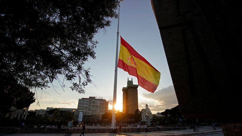 Foto: Bandera de España (Reuters)