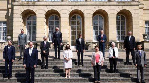 G-7 y justicia fiscal. ¿Por qué el 15% y no el 25%?