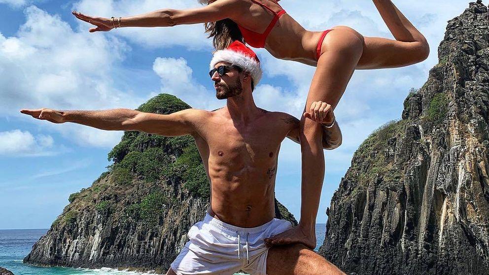 Navidad vip: del baile de David Bisbal con su bebé al pavo de David Beckham