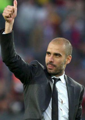 Guardiola renueva: Rosell concreta lo que inició Laporta