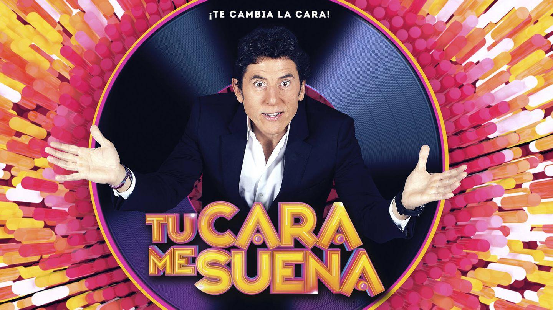 Manel Fuentes, en 'Tu cara me suena'. (Atresmedia Televisión)