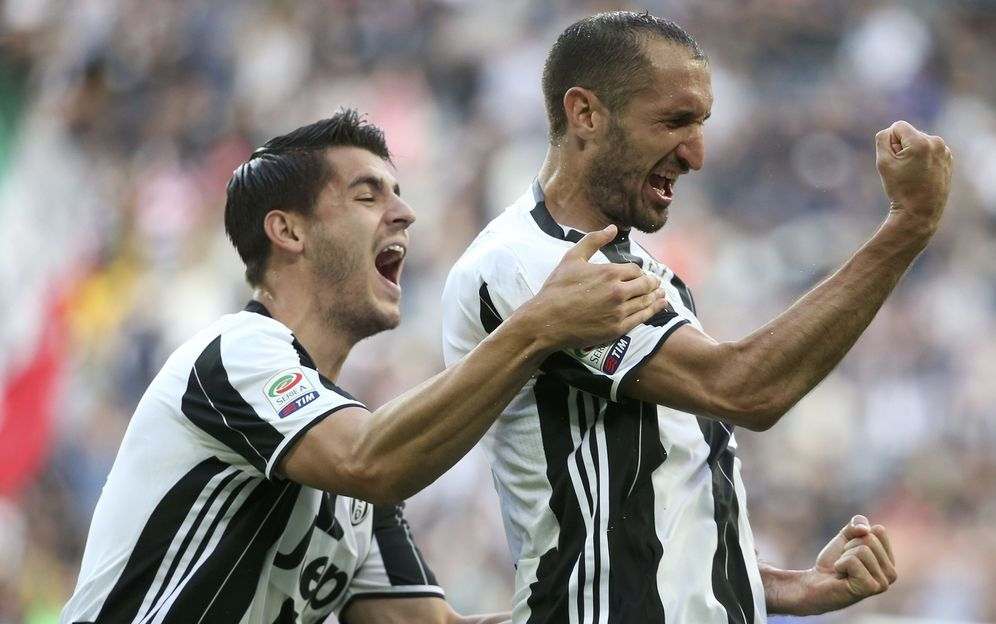 Foto: Football soccer - juventus v sampdoria - italian serie a - juventus stadium, turin, italy - 14 05 16