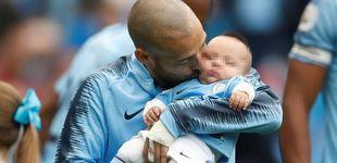Post de El día que la lucha de David Silva por su hijo Mateo mereció tanto sufrimiento