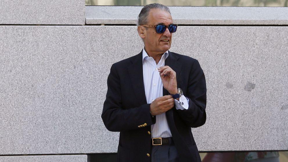La fianza de Mario Conde cae como un tiro en la Fundación Francisco Franco