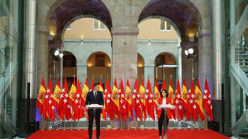 La pelea de Madrid dispara la polarización en un terreno político embarrado