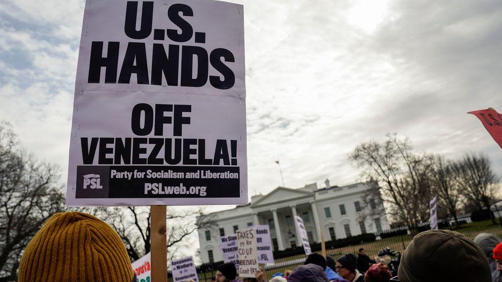 La izquierda estadounidense tiene que aclararse sobre qué opina sobre Venezuela