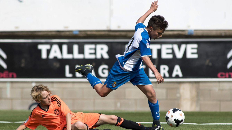 Un equipo alevín pide disculpas a su rival después de ganarles 31-0