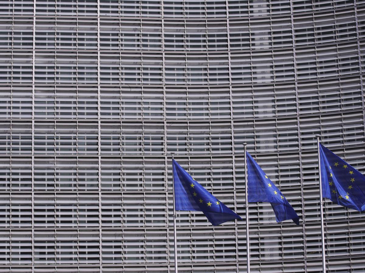 Foto: Sede de la Comisión Europea en Bruselas. (EFE)