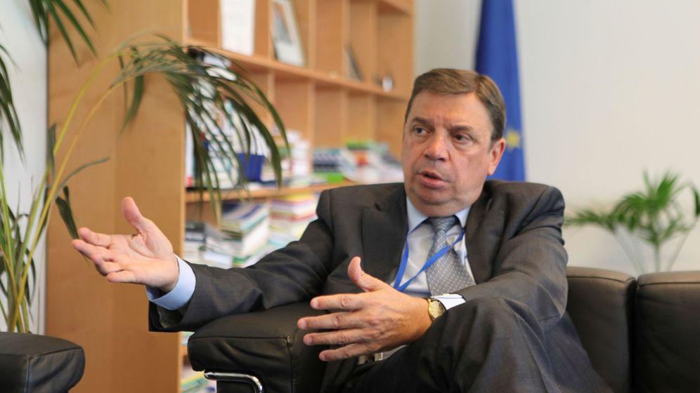 Luis Planas destaca el compromiso del Gobierno para impulsar la transformación del sector agroalimentario