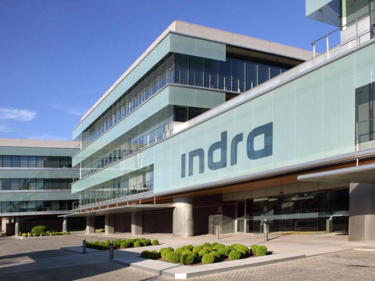 Foto: Imagen de la sede de Indra en Madrid (Indra)