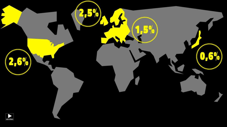 Se busca país (o países) para tirar del crecimiento. Razón: el mundo
