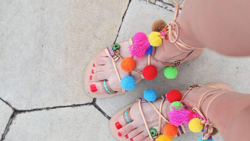 10 sandalias planas de Asos para sobrevivir a las vacaciones