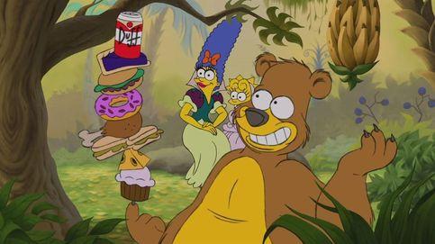 Los Simpson se meten de lleno en el mundo Disney en su última cabecera