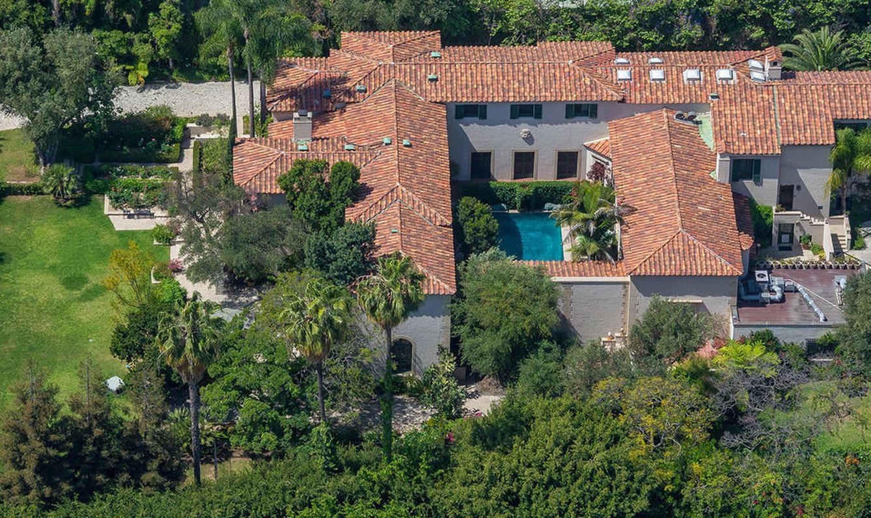 Foto: Así es la mansión que venden Antonio Banderas y Melanie Griffith en Los Ángeles