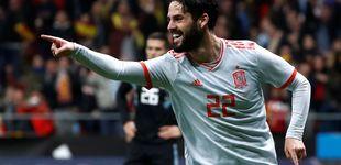 Post de Lopetegui pone a Isco en su sitio y (sin ser un metepatas) le hace un favor al Madrid