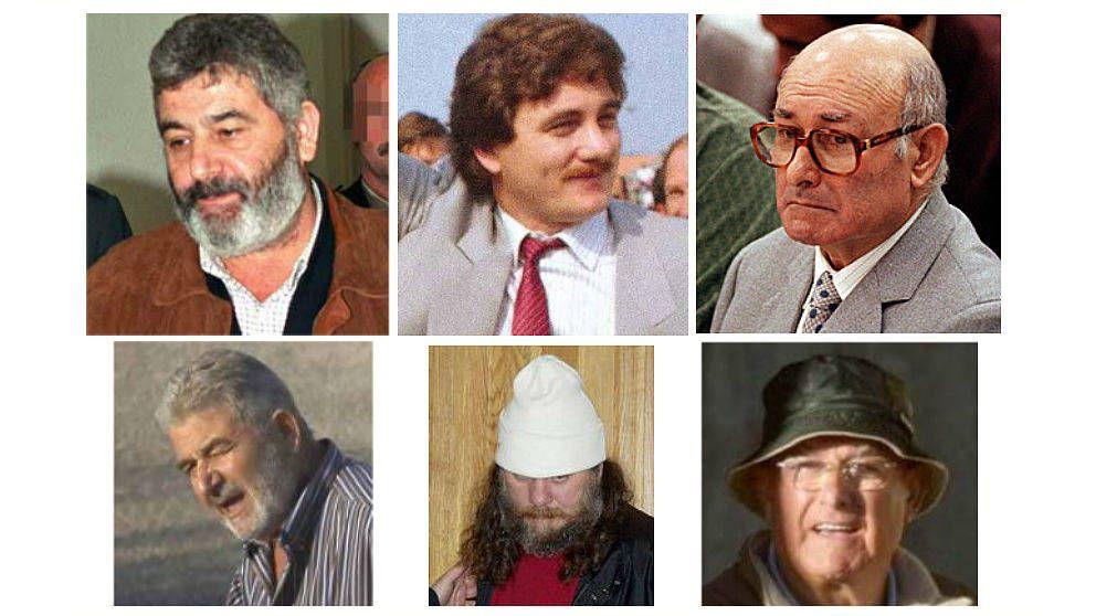 Sito Miñanco, Manuel Charlín, Laureano Oubiña... Los viejos narcos nunca mueren